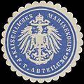 Siegelmarke K. Marinekorps F.T. Abteilung W0357537.jpg