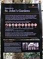 Sign 'St John's Gardens - geograph.org.uk - 1132202.jpg