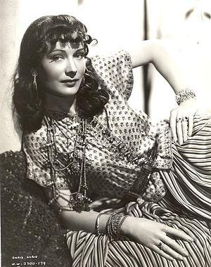 Sigrid Gurie - Sigrid Gurie in Algiers (1938)