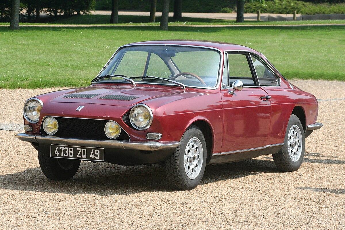 Simca 1000 coup wikipedia - Simca 1000 coupe bertone occasion ...