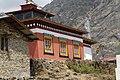 Simigaun-3. The temple in the monastery. - panoramio.jpg
