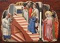 Simone dei crocifissi, sette episodi della vita di maria1396-98 ca, da polittico cospi in s. petronio 03.jpg