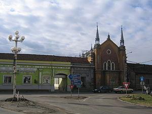 Caransebeș - Caransebeș synagogue