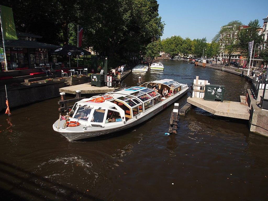 Rondvaart grachten Amsterdam