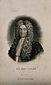 Sir Hans Sloane. Line engraving after Sir G. Kneller, 1716. Wellcome V0005467EL.jpg