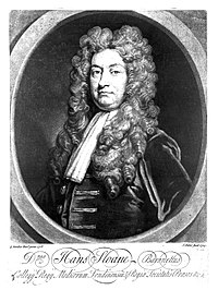 Sir Hans Sloane. Mezzotint by J. Faber, junior, 1729, after Wellcome L0008070.jpg