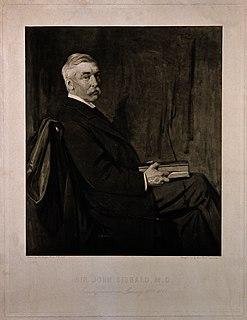 John Sibbald Scottish physician