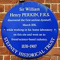 Sir William Henry Perkin blue plaque.jpg
