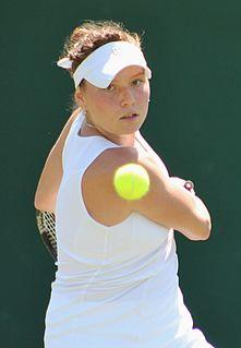 Marta Sirotkina Russian tennis player