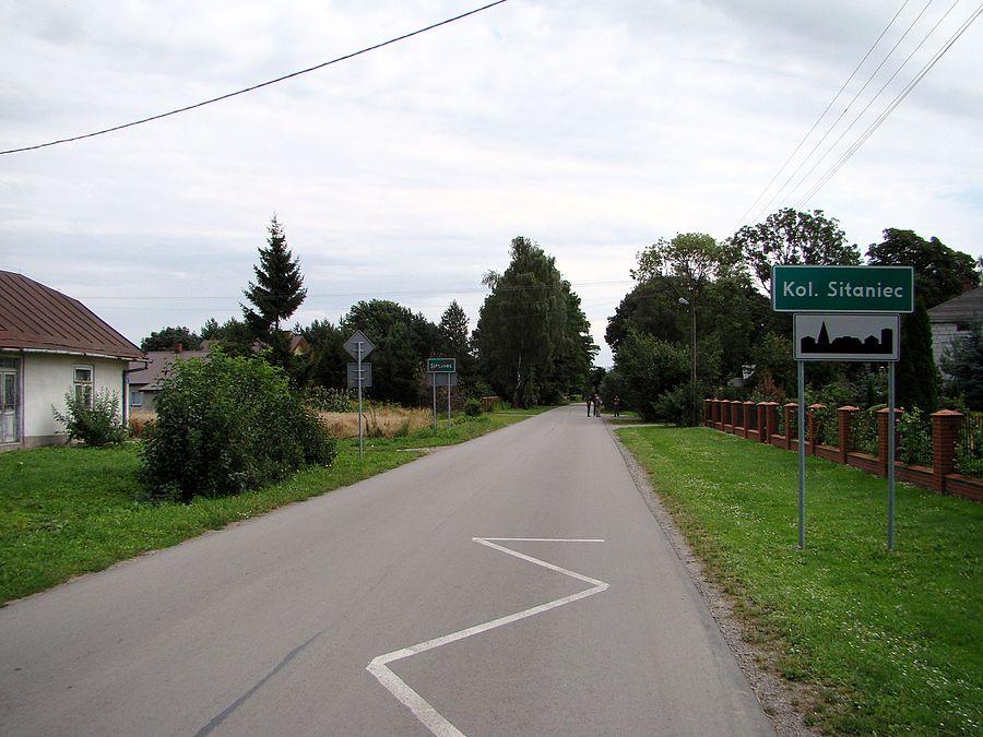 Sitaniec-Kolonia