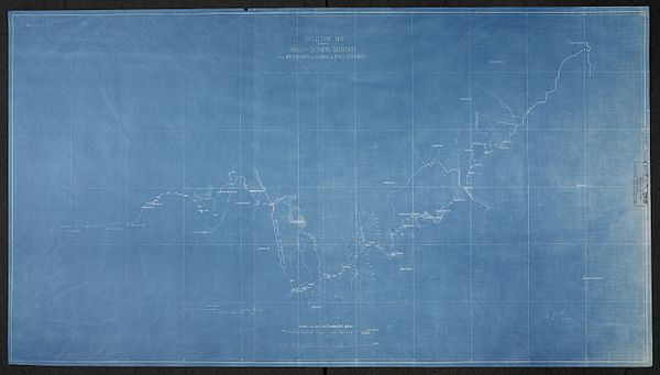 600px skeleton map showing anglo german boundary from mt. sabinio to source of river chizinga. %28woos 17 3%29
