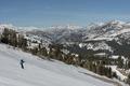 Skiing on Mammoth Mountain. Mammoth Lakes, California LCCN2013633939.tif