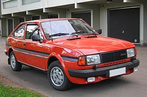 Škoda Rapid (1984) - Image: Skoda 130 Rapid