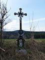 Slavče (Vrábče), křížek 01.jpg