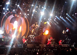 Slipknot (band) American heavy metal band