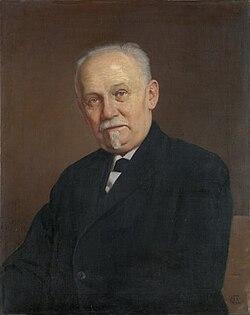 Slobodan Jovanović, by Uroš Predić (1931).jpg