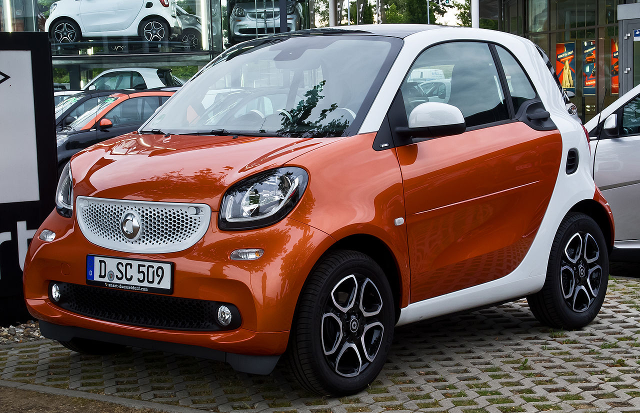 Automatic Smart Cars For Sale Bristol