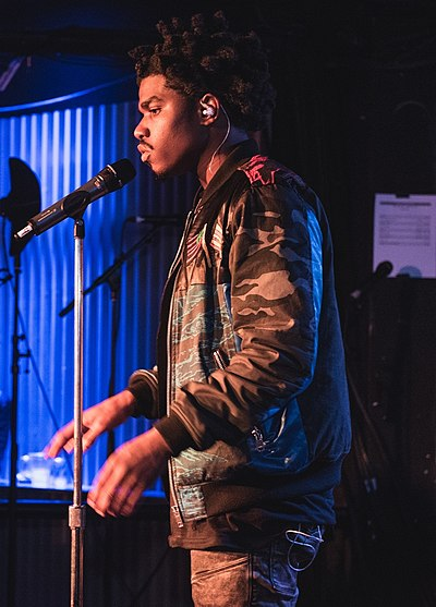 Picture of a band or musician: Smino