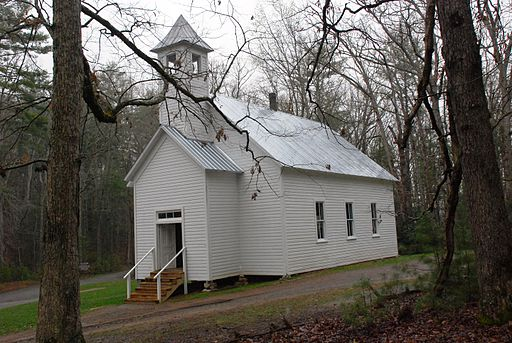 Smoky Mountains - Missionary Baptist Church 3