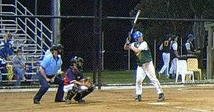 Softball-battercatcherumpireready