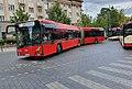 Solaris bus and trolleybuses in Vilnius.jpg