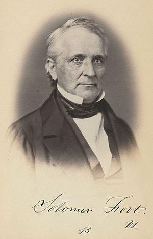 Solomon Foot - Image: Solomon Foot 1859