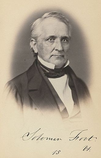 Solomon Foot - Image: Solomon Foot 1859
