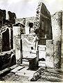 Sommer, Giorgio (1834-1914) - n. 1256 - Pompei - Casa della gran Fontana.jpg