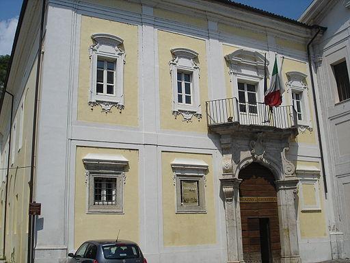 Sora - Palazzo di Giustizia (ex Sottoprefettura)