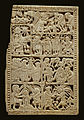 Spanish - Book-Cover Plaque with Scenes of the Life of Christ - Walters 7150.jpg