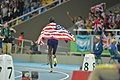 Spc. Paul Chelimo wins silver medal in 5,000 meters at Rio Olympic Games photos by Tim Hipps, IMCOM Public Affairs (28836385130).jpg