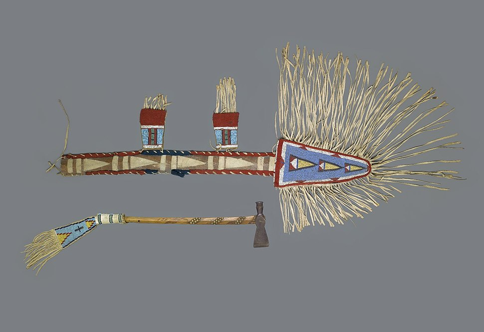 Spear Case, late 19th century, 26.792