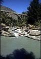 Speedboat in Rapids-Bunji Jumping Bridge-Near Queenstown-new Zealand-1994.jpg