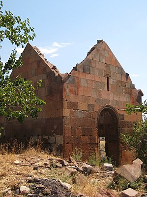 Spitakavor church, Ashtarak.jpg