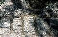 Split granite blocks at Dartmeet - geograph.org.uk - 373560.jpg