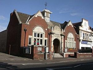 Springbourne -  Springbourne Library