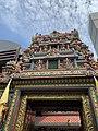 Sri Maha Mariamman Koyil Bangkok (Wat Khaek Silom) 2019 02.jpg