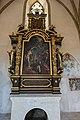 St. Blasius Regensburg Albertus-Magnus-Platz 1 D-3-62-000-24 47 Nördliches Seitenschiff Altar Johannes Kirzinger.jpg