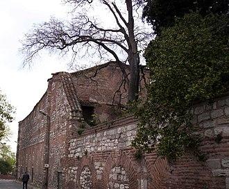 Monastery of Stoudios - Image: St. John Stoudios (Imrahor) Monastery in Istanbul