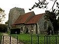 St. Mary's church, Holton St. Mary, Suffolk - geograph.org.uk - 237235.jpg
