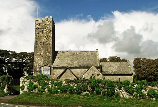 St. Michael's, Bosherston (36882546391)