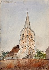 St. Peters Church, Cambridge, England