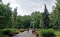 St. Vincent de Paul Park, Misjonarska street, Krakow, Poland.JPG