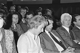 Minister Gardeniers, P.J. Cardoes en Kees Brouwer (1979)