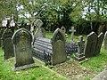 St Aidan Church, Billinge, Graveyard - geograph.org.uk - 574284.jpg