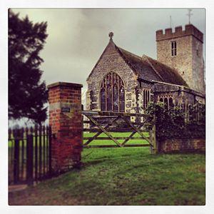 Wickhambreaux - St Andrew's Church, Wickhambreaux