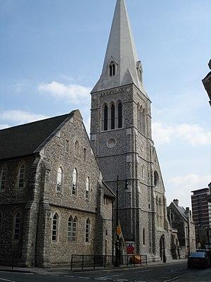 Thomas Cundy (junior) - Church of St Barnabas, Pimlico.