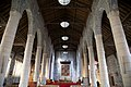 St Columba's RC Cathedral, Oban - interior, view of nave.jpg