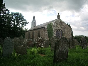Westward, Cumbria - Image: St Hilda's Church, Westward geograph.org.uk 522701