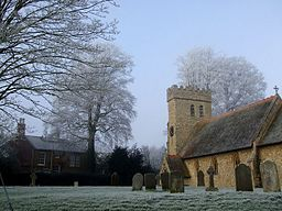 St James, Aston Abbotts on a frosty morning - geograph.org.uk - 296108.jpg